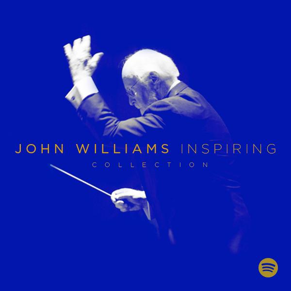 John Williams-Spotify by toni tortosa
